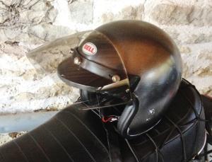 Installation d'un Tête de Fourche sur R100S Mini_715701photo2