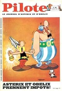 Pilote - Le journal d'Astérix et d'Obélix Mini_716740pilote489