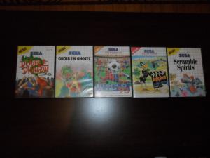 Ma petite collection de jeux Master System Mini_789867SAM0091
