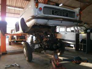 Restauration de la caravelle 1100S de juju Mini_802278ARBlocCopie