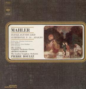 Écoute comparée - Mahler, Adagio X [En Préparatifs] Mini_812372folder