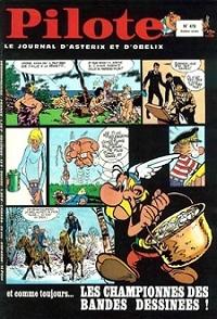 Pilote - Le journal d'Astérix et d'Obélix Mini_833620pilote470
