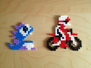 Bead sprite (Perles Hama) Mini_841352photo31
