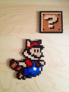 Bead sprite (Perles Hama) Mini_880721photo11