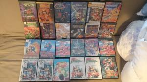 [ECH] Jeux Megadrive et un peu de Saturn/Master System Mini_946404DSC0412