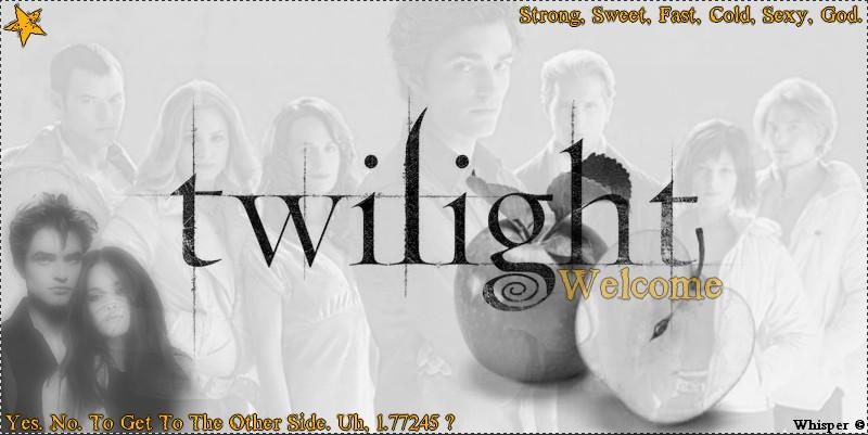 Twilight Whisper «