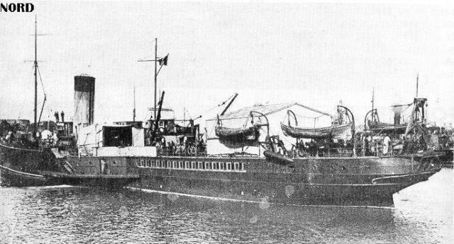FRANCE PORTE-AVIONS BEARN 104390Nord_1915