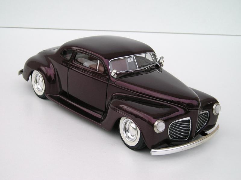 Plymouth 41 custom terminée 123052025
