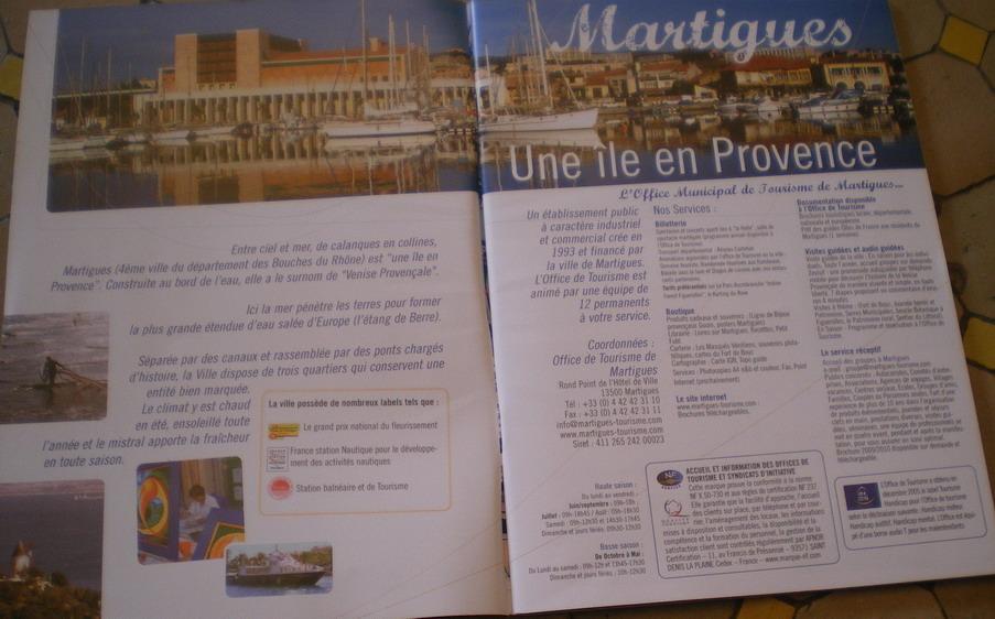 MARTIGUES :VENISE PROVENCALE VRAIMENT ...PASSION MARTEGALE ..COPIE A REVOIR - Page 6 136233IMGP0834