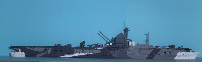 DKM Graf Zeppelin [revell 1/720] 143972HPIM1124