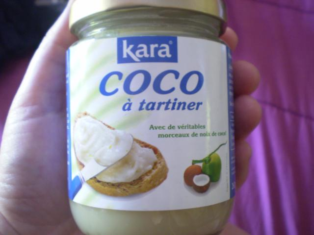 Pâte à tartiner à la noix de coco !! 155553P7040327