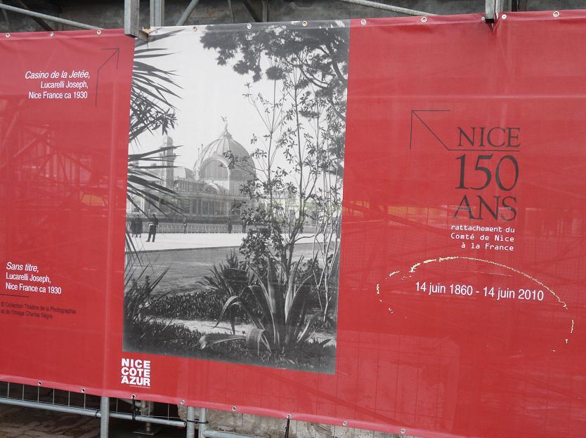"""UN PARFUM D"""" ITALIE :NISSA BELLA FAIT SON CARNAVAL DEVANT DES MERLUS DECON(FETTIS) FITS 1 A 0 169476P1060016"""
