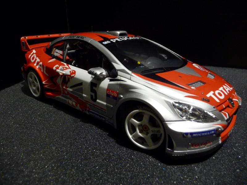 Peugeot 307 WRC Thiry/Jamoul Condroz 2006 169554P1000660