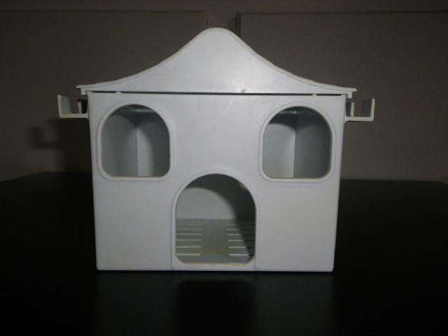 Cage rongeur + accessoires 18887IMGP0398