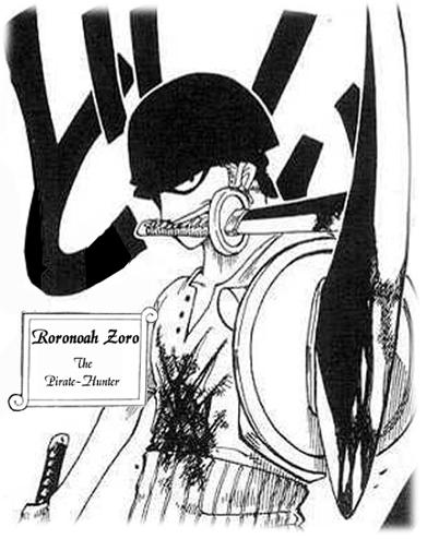 One Piece 242561Zorro