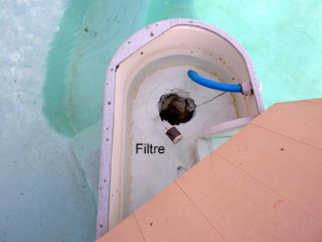 Problème de filtration cartouche 24659P1000372