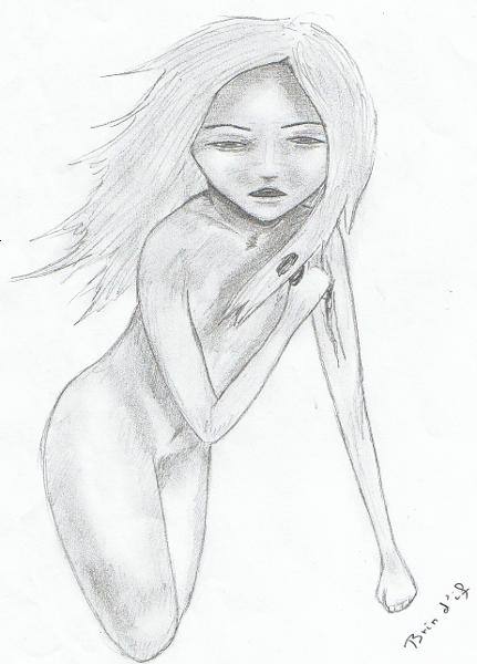 Quand le crayon se décide enfin à danser. - Page 2 250374absence1_web