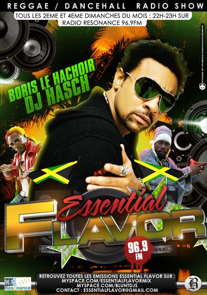 [PODCAST] ESSENTIAL FLAVOR by DJ ADDICT & MASTER-T (18) 269518Essential_FLavor_Hasch_Boris_myspace
