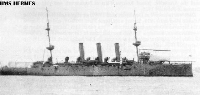 ROYAL NAVY PORTE AVIONS HMS FURIOUS 281302herm1_2