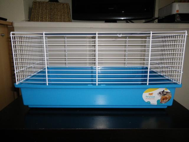 Cage rongeur + accessoires 28193IMGP0418