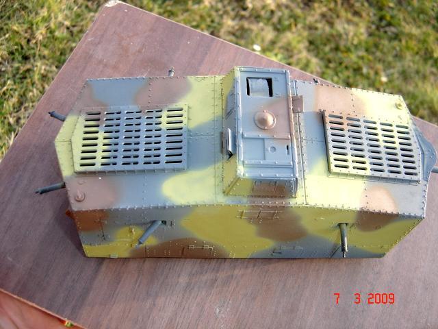 A7V [TAURO MODEL 1/35e] Le premier Panzer 297318mars_048