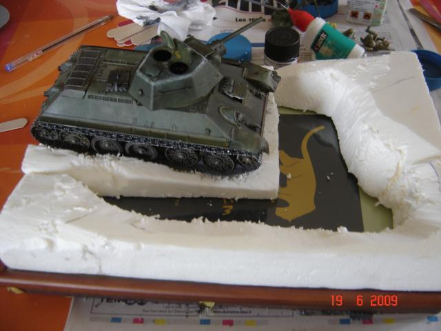 T-34 modèle 43 [Zvesda/Revell 1/35e] - Page 2 33218juin_2009_032