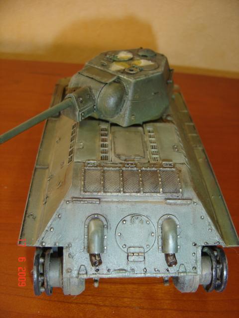 T-34 modèle 43 [Zvesda/Revell 1/35e] - Page 2 342171juin_2009_003