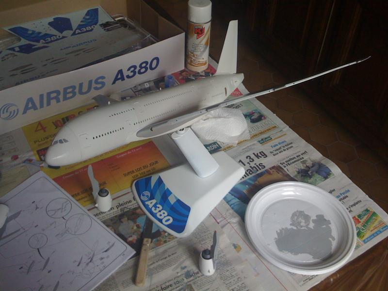 Airbus A380 - Heller - 1:125 353488IMG_0841