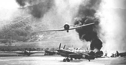 7 Décembre 1941,Pearl Harbor 363495attaquepearlharbor
