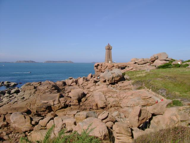 La Côte de Granite Rose à Ploumanac'h 367670DSC04253