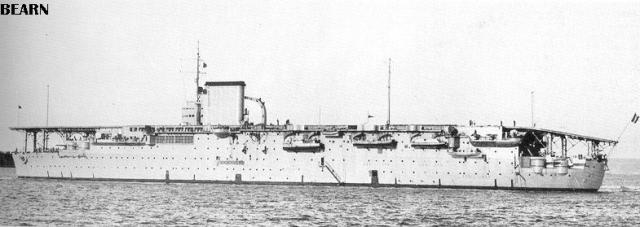 FRANCE SOUS MARINS CLASSE NARVAL 378286Bearn_1928