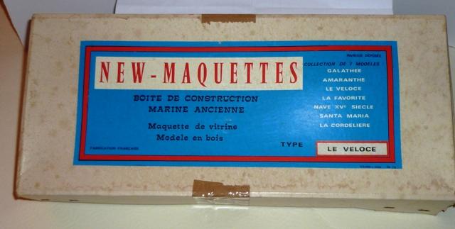"""Corvette à vapeur """"Le Veloce"""" - 1/200ème - New Maquettes 383075Veloce_1R"""