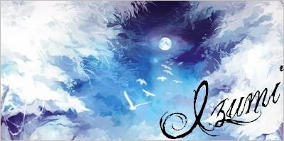 Izumi Hakyou, source bestiale d'illusions aqueuses. [Loading 50%] 41135gggggggg