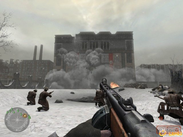 Call of duty 2. 4150077969_call_of_duty_2_82_640
