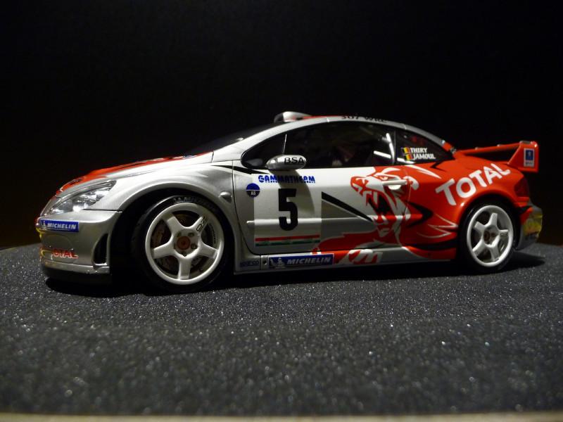 Peugeot 307 WRC Thiry/Jamoul Condroz 2006 426893P1000658