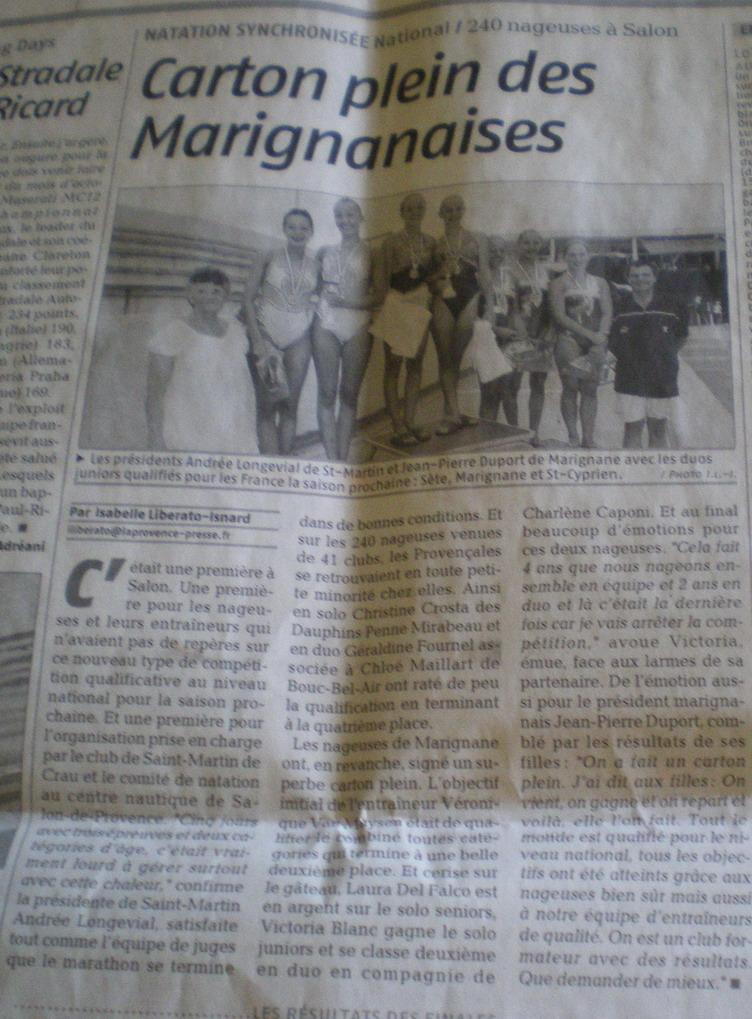 SPORTS ET LOISIRS ... MEDITERRANEENS - Page 2 433922IMGP5154