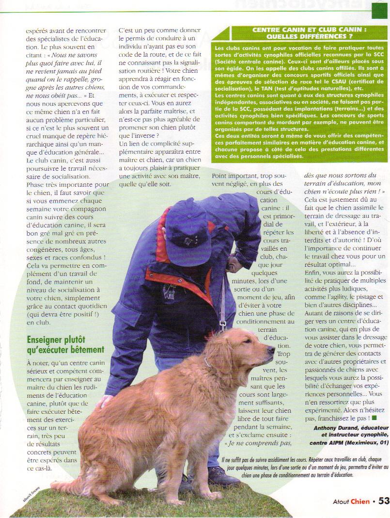 club canin phoceen