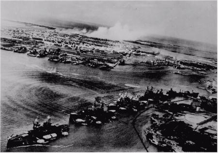 7 Décembre 1941,Pearl Harbor 479978pearlharbor2