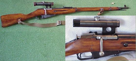 L'armement du fantassin Soviétique 487589mosin_nagant_sniper