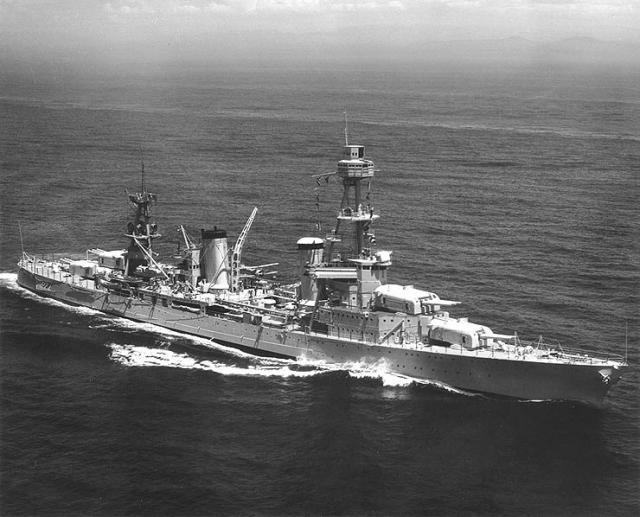 ROYAL NAVY PORTE AVIONS HMS FURIOUS 514596USS_Pensacola__CA_24_
