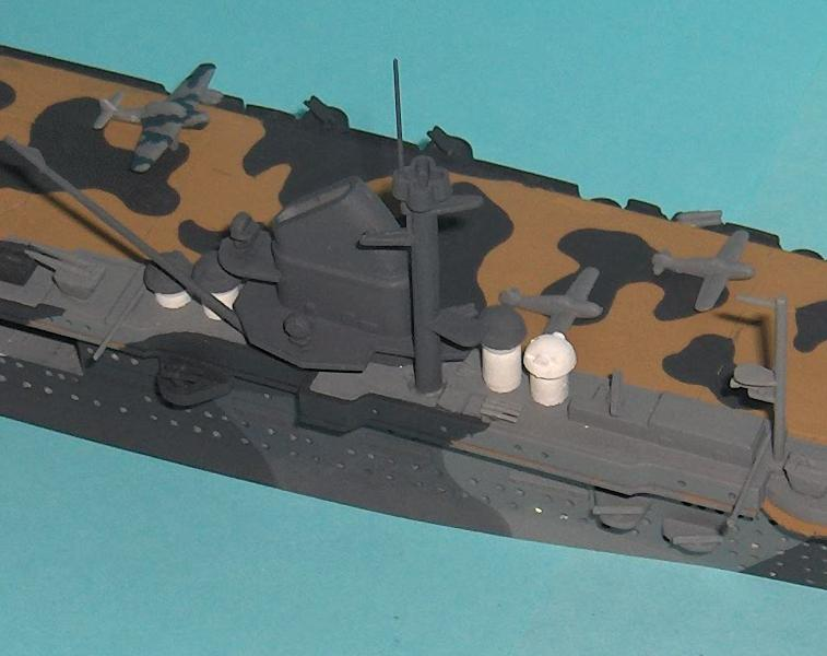 DKM Graf Zeppelin [revell 1/720] 528016HPIM1131