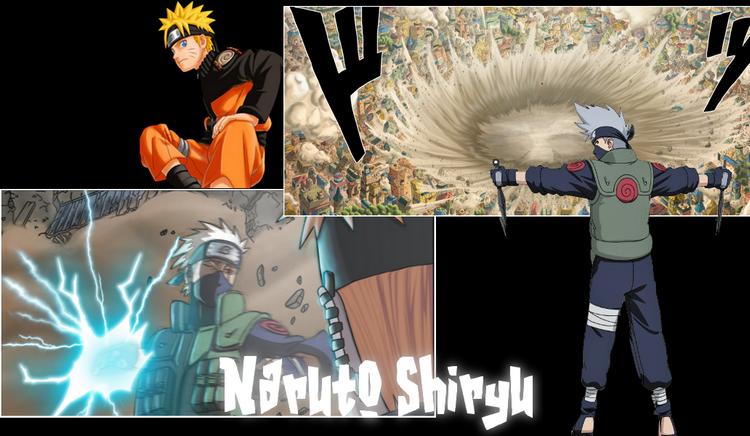 Naruto Shiryu