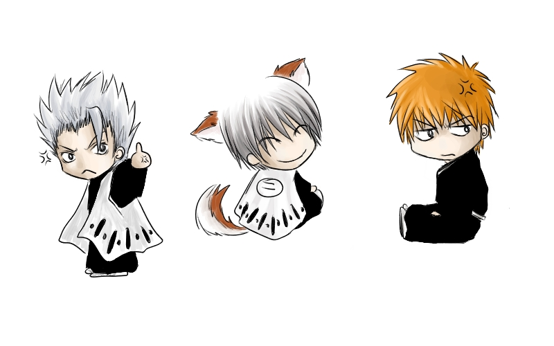 Images drôles de Manga - Parodies - Page 2 557233bleach