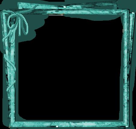 defis n°3 scrap bleu vert 60423clarey_aquamarine_tiedframe1