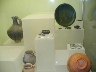 Visite au musée archéologique du Val d'Oise. 62702musee11