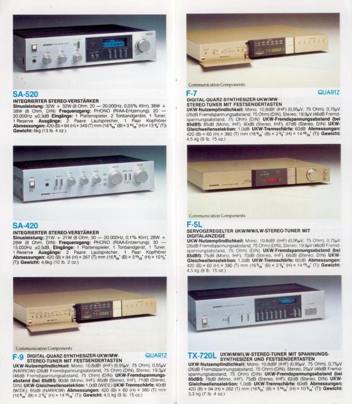 Tuner Pioneer TX-720 L 642324pioneer73_05