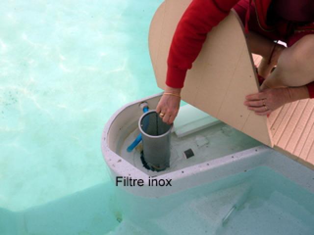 Problème de filtration cartouche 643396P1000374