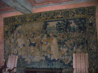 Visite au château d'Ambleville 644404amble8