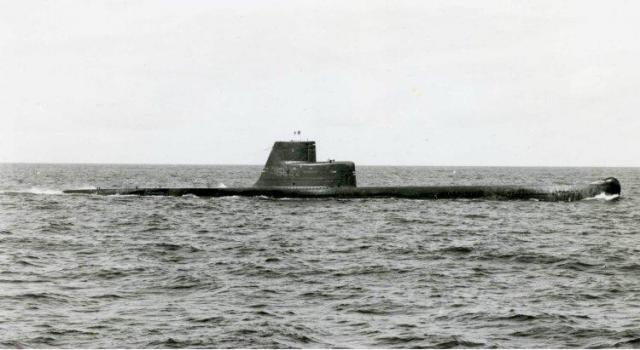 FRANCE SOUS MARINS CLASSE NARVAL 646399Marsouin_1966