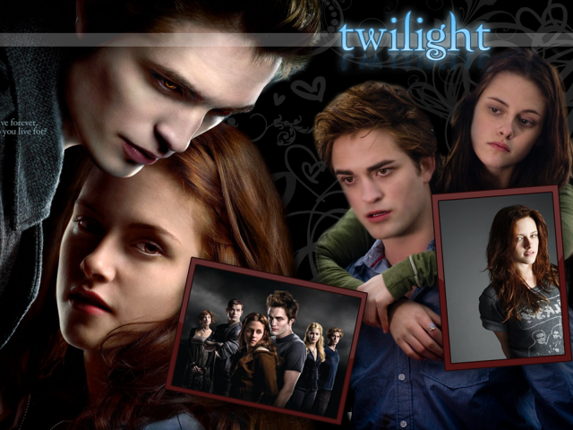 Trilogie Twilight